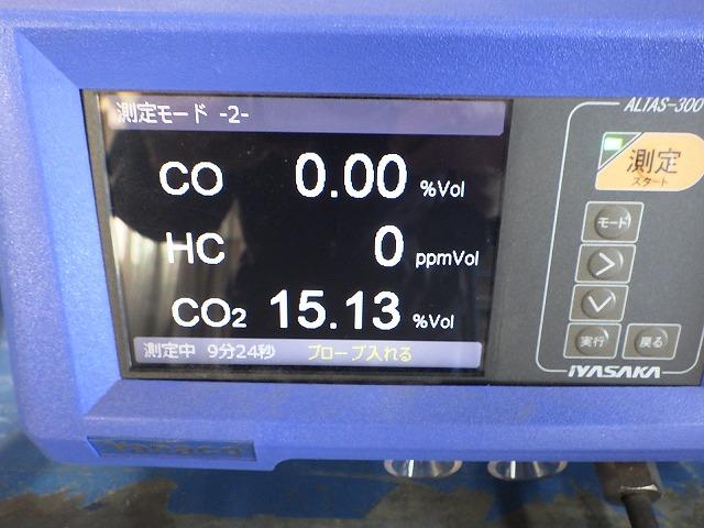 CO HC CO2 テスター